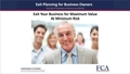 Financial Confidence Advisors - Exit Planning for Business Owners