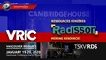 VRIC Invite from Radisson Mining Resources (TSXV: RDS) Booth #409 January 19-20, 2020 ~Vancouver, B.C.~