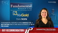Fundamental Research gives NxGold Ltd. (TSXV:NXN) a buy rating and a fair value estimate of $0.31 per share