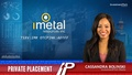 iMetal Resources (TSXV:IMR) announced a non-brokered private placement