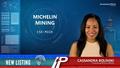 New Listing: Michelin Mining (CSE:MICH)