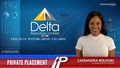 Delta Resources (TSXV:DLTA) announced a non-brokered private placement