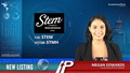 Stem Holdings Inc. (CSE:STEM) New Listing