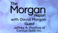 David Morgan Interview ~ Corvus Gold Inc (TSX KOR) January 2017