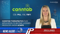 Canntab Therapetics files application to become Licensed Producer under ACMPR