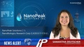 Mandarin Version: NanoPeak Solutions has closed an exclusive licensing agreement with NanoBiologics Research Corp.