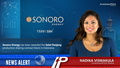 Sonoro Energy has been awarded the Selat Panjang production sharing contract block in Indonesia