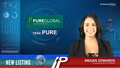 Pure Global Cannabis (TSXV:PURE) New Listing