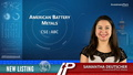 American Battery Metals (CSE:ABC) New Listing
