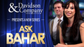 Davidson & Company LLP's Presents: Ask Bahar - Stock-Based Compensation