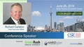 Richard Carleton - CSE Presentation at Toronto GreenRush Conference on June 26, 2014