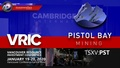 VRIC Invite from Pistol Bay Mining (TSXV: PST) Booth #301 January 19-20, 2020 ~Vancouver, B.C.~