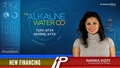 Alkaline Water Company has announced the pricing for a public offering of common shares