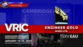 VRIC Invite from Engineer Gold Mines (TSXV: EAU) Booth #617 January 19-20, 2020 ~Vancouver, B.C.~
