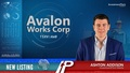 New Listing: Avalon Works Corp. (TSXV:AWB)