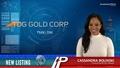 New Listing: TDG Gold Corp. (TSXV:TDG)
