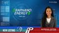 New Listing: Graphano Energy Ltd. (TSXV:GEL)