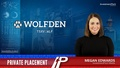 Private Placement: Wolfden Resources (TSXV:WLF)