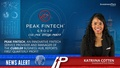 Peak Fintech, an innovative Fintech service provider and manager of the Cubeler Business Hub, reports first quarterly profit