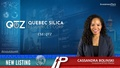 New Listing: Quebec Silica Resources Corp. (CSE:QTZ)