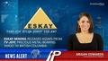 Eskay Mining Released Assays from TV-JEFF Precious Metal-Bearing Target in British Columbia
