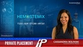 Hemostemix Inc. (TSXV:HEM) Announced a non-brokered Private Placement