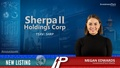 New Listing: Sherpa II Holdings Corp. (TSXV: SHRP)