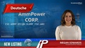 Neue Liste: AmmPower Corp. (CSE:AMMP)