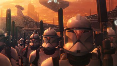 Auf zu den Clone Wars