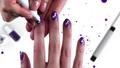 Violetta Nail Art