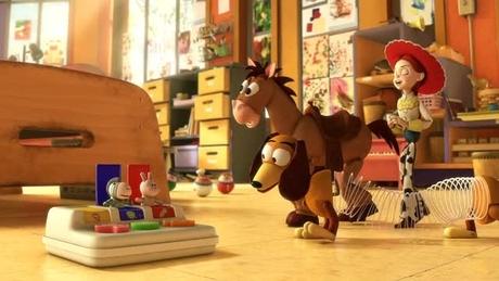 Toy Story 3 - Brincar com Dureza