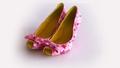 Provocarea modei cu Minnie - Pantofi