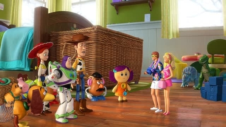 Toy Story Shorts - Hawaiian Vacation