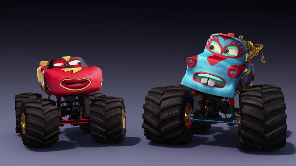 Disney Cars Monster Truck Toys Monster Truck Mater Cars