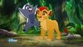 La Guardia del León - Estreno en Disney Channel