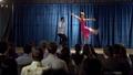 Baile 10: James baila con Beth en la competición