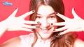 Provocarea modei cu Minnie - Artă pe unghii