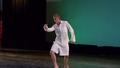 Baile 22: Eldon hace su solo en los Nacionales.