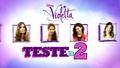 Teste a 2 - Face to Face 2 Violetta/Ludmila