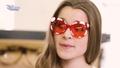 Provocarea modei cu Minnie - Ochelari de soare