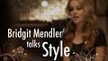 Bridgit Mendler Talks... Style
