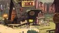 Gravity Falls: El cliente