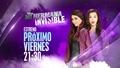 Mi hermana invisible - Estreno en Disney Channel