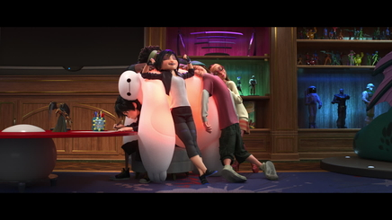 Big Hero 6: Trailer 3