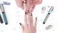 Nail Art Tutorial - K.C. Undercover