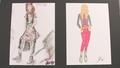 Minnie y la Moda - Ilustradora