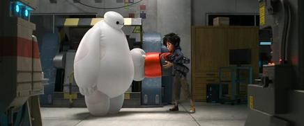 Big Hero 6: Trailer 1