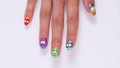 Inside Out - Nail Art