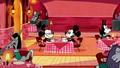 Disney Mickey Mouse: Cena para dos
