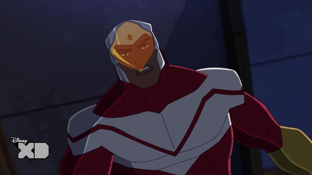 The gallery for falcon avengers assemble new suit - Faucon avengers ...